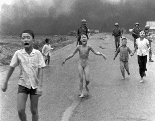 Nick Ut: Vietnã, 1972.