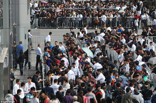 China, 2011 (Getty Image).